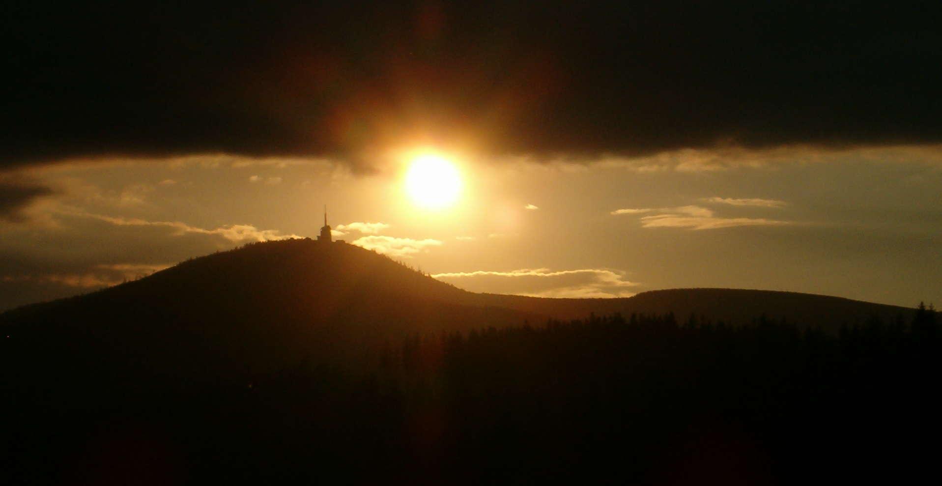 Noční přechod Lysá hora – Velký Javorník 2018