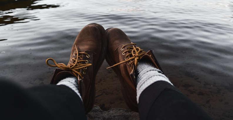 Jak vybrat trekové ponožky?