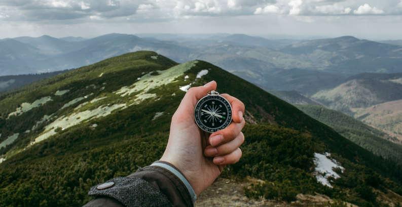 11 způsobů jak najdete sever, když se ztratíte v přírodě