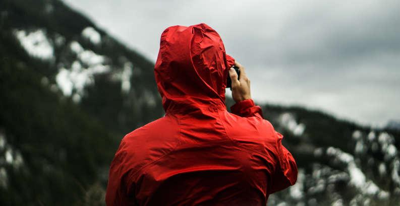 Svrchní vrstva oblečení – rozlučte se s vodou a větrem