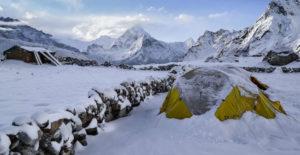 Zimní stanování – jak na to?