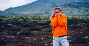 Druhá vrstva oblečení – izoluje vaše teplo od vnějšího chladu