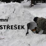 Přežijte v zimě ve sněhovém přístřešku