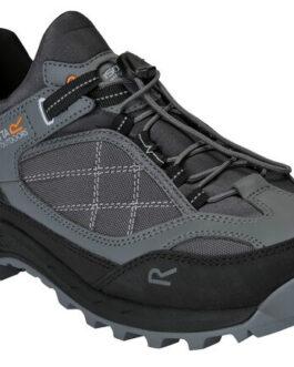 Pánské boty Regatta Samaris Pro Low Velikost bot (EU): 44 / Barva: šedá/černá